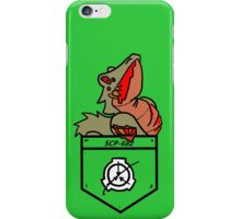 Hard to Destroy Reptile iPhone Case/Skin