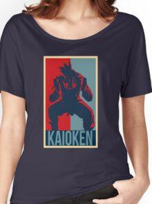 Kaioken - Dragon Ball Women's Relaxed Fit T-Shirt