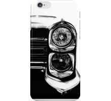1966 Cadillac Headlight iPhone Case/Skin