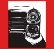 1966 Cadillac Headlight Baby Tee