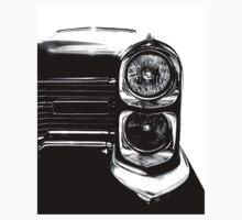 1966 Cadillac Headlight Kids Tee
