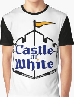 Castle Of White Graphic T-Shirt