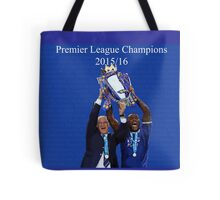Leicester City Premier League Champions Tote Bag