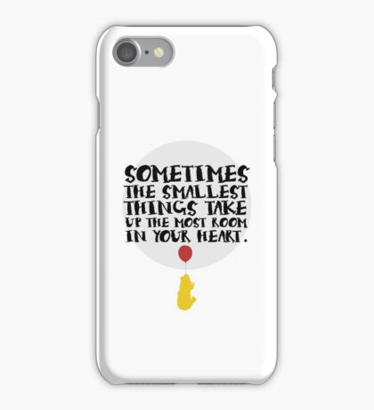 Smallest Things iPhone Case/Skin