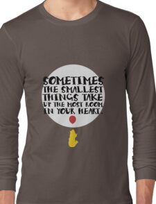 Smallest Things Long Sleeve T-Shirt