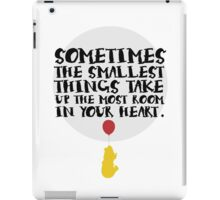 Smallest Things iPad Case/Skin