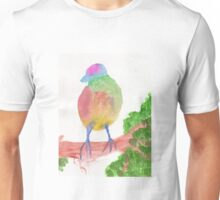 Through the eyes of the rainbow Unisex T-Shirt
