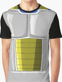 Vegeta Torso Shirt Graphic T-Shirt