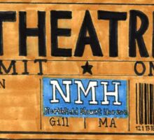 NMH Theatre Sticker