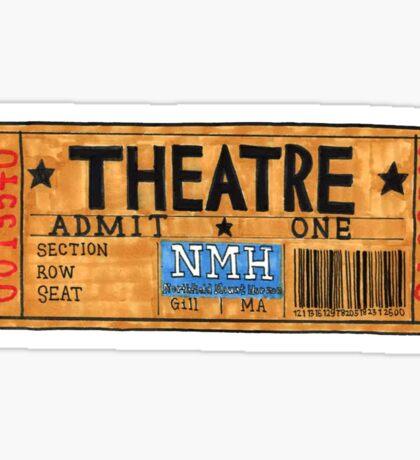 NMH Theatre Sticker