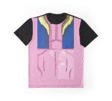 Majin Buu Fusion Torso Shirt Graphic T-Shirt