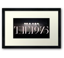 THE 1975 - Live at Cambridge Framed Print