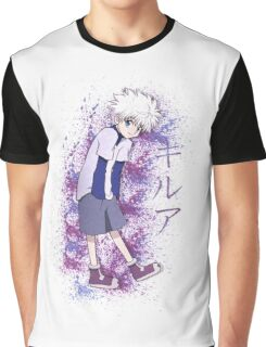 Kirua - Hunter x Hunter Graphic T-Shirt