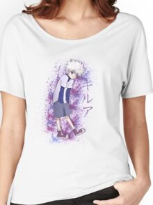 Kirua - Hunter x Hunter Women's Relaxed Fit T-Shirt
