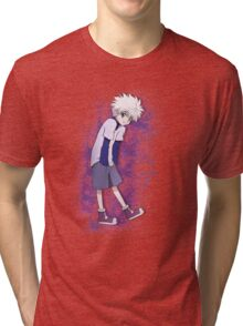 Kirua - Hunter x Hunter Tri-blend T-Shirt