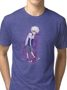 Kirua - Hunter x Hunter Tri-blend T-Shirt