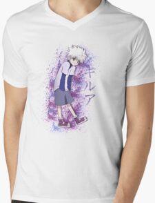 Kirua - Hunter x Hunter Mens V-Neck T-Shirt