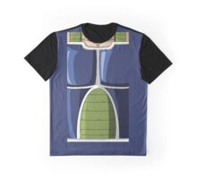 Bardock Torso Shirt Graphic T-Shirt