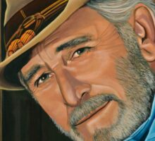 Don Williams Painting Sticker