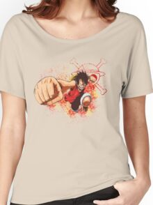 Luffy - One Piece Women's Relaxed Fit T-Shirt