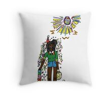 Happy Birthday! Throw Pillow