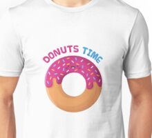 Donuts Time! Unisex T-Shirt