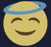 Halo emoji Kids Tee