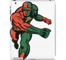 3-D Man iPad Case/Skin