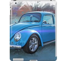 Classic Bug Photo Abstract iPad Case/Skin