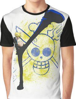 Sanji - One Piece Graphic T-Shirt