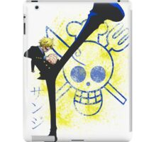 Sanji - One Piece iPad Case/Skin