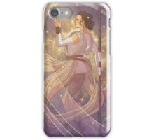 Lady of Light III iPhone Case/Skin