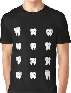 Little Toofs Graphic T-Shirt