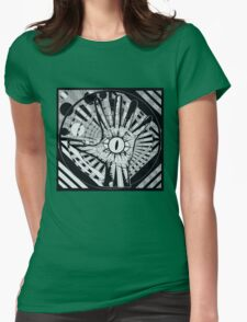 HAND OF THE ARCHON 2 Womens Fitted T-Shirt