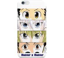 Hunter x Hunter Squad iPhone Case/Skin