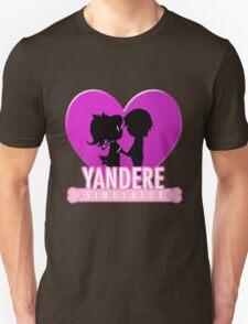 Yandere Simulator - Yandere Love Print Unisex T-Shirt