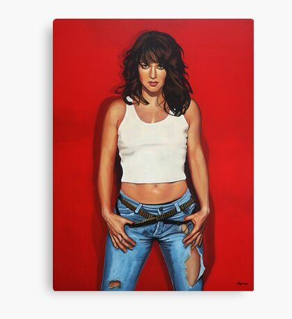 Ellen ten Damme Painting Canvas Print