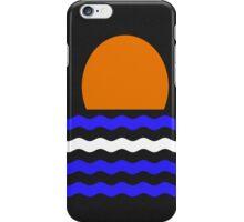 Simple Sunset iPhone Case/Skin