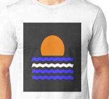 Simple Sunset Unisex T-Shirt