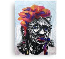 Solana of Havana Canvas Print