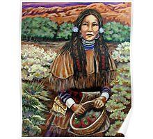 Shaman's Daughter, Margaret  Poster