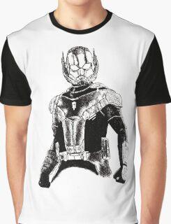 Ant-Man Civil War art Graphic T-Shirt