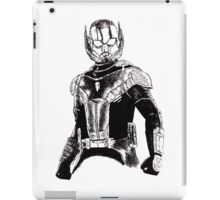 Ant-Man Civil War art iPad Case/Skin