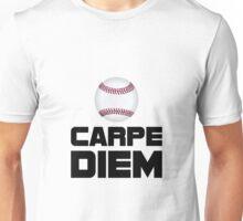 Carpe Diem Baseball Unisex T-Shirt