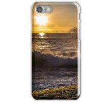 Spring Sunset at Windansea Beach iPhone Case/Skin