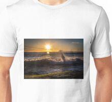 Spring Sunset at Windansea Beach Unisex T-Shirt