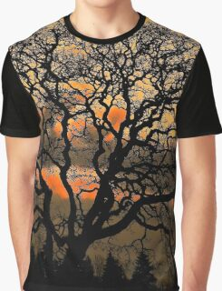 Altered Oak 3 Graphic T-Shirt
