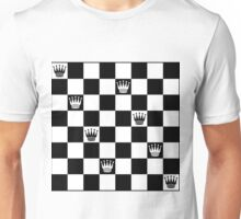 The 8 Queens Problem T-Shirt(other products included) Unisex T-Shirt