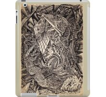 Diffracted (cavern dweller) by Brian Benson iPad Case/Skin