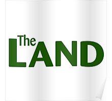 The Land Pavilion - Epcot Poster